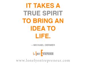 TLE Quote-True Spirit