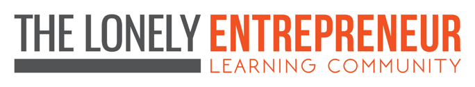 The Lonely Entrepreneur Learning Community