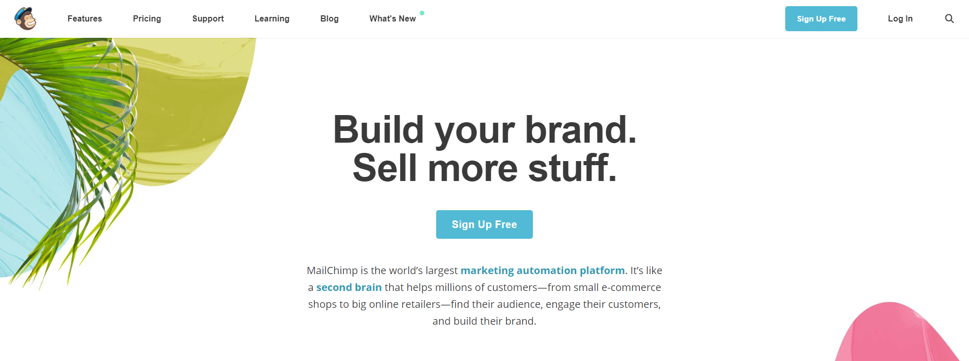 Product Differentiation Strategies | Mailchimp Example