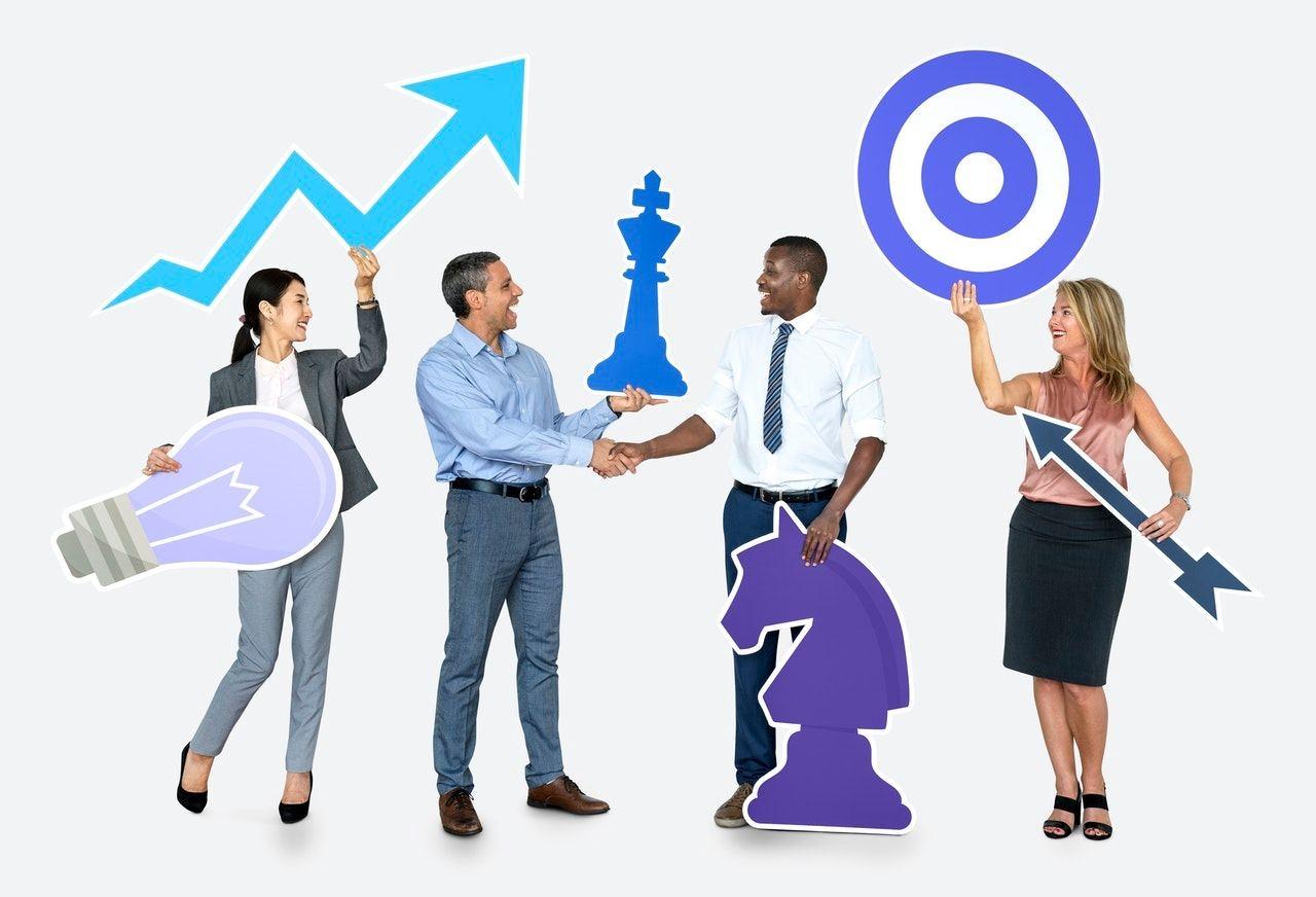 long-term business goals